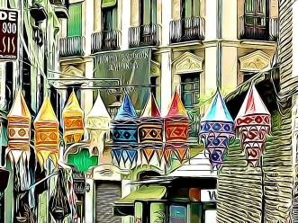 lanterns cartoon